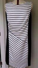 Ralph Lauren Striped Sleeveless Dress Size 14W