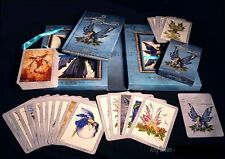 Amy Brown Faery Wisdom Tarot Cards Deck & Book Fairy Inspiration Boxed Set New