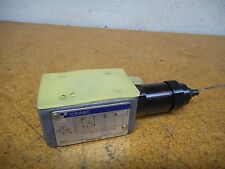 TOKIMEC TGMC-3-PT-FW-50 Valve 315Bar Used With Warranty
