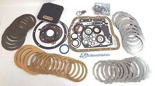 A518 A618 46RE 47RE Transmission Rebuild Kit HD Raybestos Steels Clutches 97-03