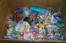 HUGE Lot Of 1990's McDonald's Happy Meal Toys Unopened 83 in Total