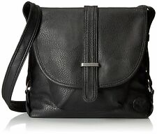 ROXY Faux Leather SAVE IT FOR LATER Shoulder Crossbody Bag, Purse, NWT MSRP $48
