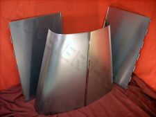 Ford Model A 4 Piece Steel Hood Plain Sides Standard Length Stock Shell 1930-31