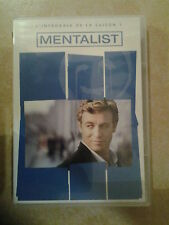 22603 // THE MENTALIST SAISON 1 - COFFRET DVD NEUF MAIS SANS BLISTER