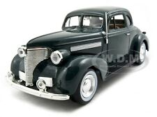 1939 CHEVROLET COUPE GREEN 1:24 DIECAST MODEL CAR BY MOTORMAX 73247