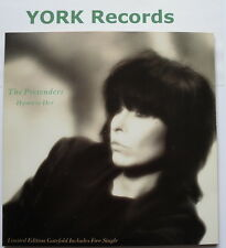 """PRETENDERS - Hymn To Her *DOUBLE PACK* - Excellent Con 7"""" Single Real YZ  93F"""