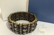 Lia Sophia Twilight Stretch Bracelet Excellent