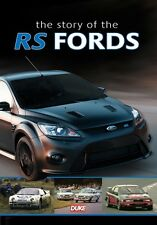 RS Fords - The story of (New DVD) Ford Cars RS Cosworth RS2000 RS1800 Sierra