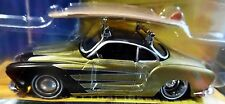 JADA 59 1959 VOLKSWAGEN VW KARMANN GHIA COUPE W/SURFBOARD V DUBS COLLECTIBLE CAR