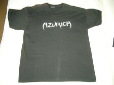 AZURICA - Logo T-Shirt!! some Years Old!! Amon Amarth
