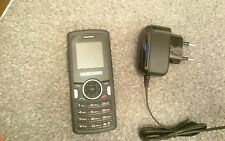 Samsung  SGH M110 - Schwarz (Ohne Simlock) Handy