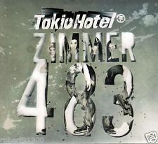 CD audio.../...TOKIO HOTEL.../...ZIMMER 483.../...CD PLUS DVD..../...COLLECTOR..