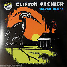 Clifton Chenier (King of the South) - Bayou Blues (CD Specialty) VG++ 9.5/10