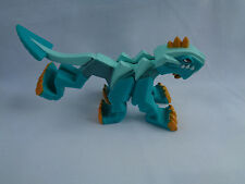 TM / MGA Aqua / Orange Dragon PVC Action Figure