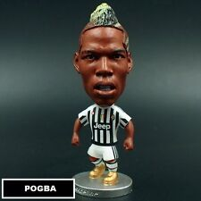 Statuina PAUL POGBA  #10  JUVENTUS FC 2015-16 juve football action figure 7 cm