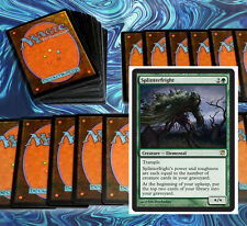 mtg GREEN GRAVEYARD DECK Magic the Gathering rare cards splinterfright yeva