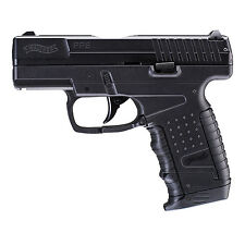 Umarex 2252406 Walther PPS 350fps Blowback C02 .177 BB Airgun Pistol Black