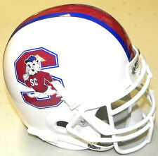 South Carolina State Bulldogs Schutt NCAA College Football Authentic Mini Helmet