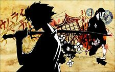 Samurai Champloo  - Huge Poster  22 x 34 inch  ( Fast Shipping )  in Tube 105