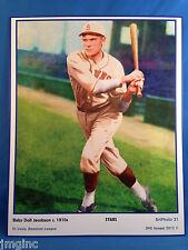 Baby Doll Jacobson,St. Louis, Art Photo #21 - 8x10 image of Star player c. 1910s