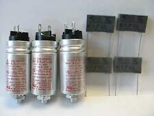 Studer REVOX  A77 MKII  Motorkondensatoren und Entstör-Kondensator Satz NEU