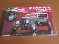 1934 Ford Phaeton Street Rod 1:16 Revell 7473 Plastic Model Kit NEW Factory Seal