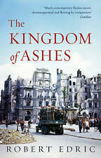 EDRIC,ROBERT-KINGDOM OF ASHES, THE [B]  BOOK NEW