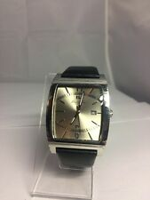 Men's Kenneth Cole New York KC1795 All Stainless Beige Date WR 50M Watch