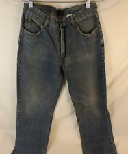 "Mens H Jee Classic Fit Demin Jeans Size 30x32"" #595M"