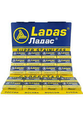 LADAS SUPER STAINLESS SAFETY RAZOR BLADES - 100 DE BLADES
