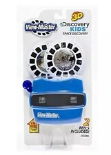Discovery Kids View-Master with 2 Space Discovery 3D Reels Included Free S & H