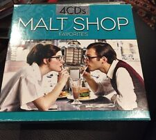 Malt Shop Favorites [Occasions] by Various Artists 4 CD's, 2009, OLDIES
