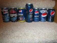 Pepsi Diet Cola Soda Pop Can King of Michael Jackson NFL superbowl sex football