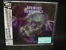 AVENGED SEVENFOLD (A7X) The Stage JAPAN CD Pinkly Smooth U.S. Metalcore !