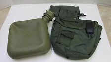 New 2 Quart US GI Military Canteen with Cover Carrier & GP Strap Sling OD
