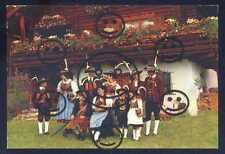 079Q Alte AK Ansichtskarte Tiroler Volk Trachtengruppe a. d. Gurgltal  Osttirol