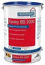 Remmers Epoxy BS 2000 New 1 kg Light grey RAL 7035 Primer Bond coat l-z.
