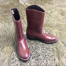 Lacrosse USA Women's Sz 5 Water Proof Cowboy Boot Cowgirl Roper Western Mud Rain