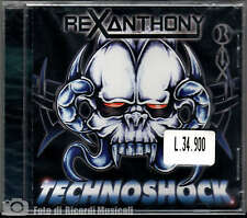 TECHNO SHOCK 9 NINE By Rexanthony (SIGILLATO) technoshock