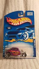 Hot Wheels '32 Ford Coupe #195 2000 Purple 1932 Surf The Net Hot Wheels .com