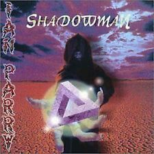 Ian Parry Shadowman Best Of CD NEW SEALED Heavy Metal
