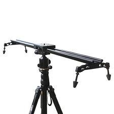 """Commlite 23"""" 60cm DV Camcorder DSLR Camera Track Slider Dolly Video Stabilizer"""