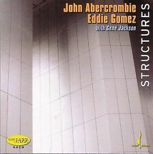 Structures by John Abercrombie (CD, Aug-2006, Telarc Distribution)