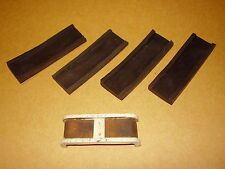 Mk1 Escort TwinCam Mexico RS1600  Lotus Cortina Multi Leaf Spring Clamp Rubbers