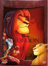 LE ROI LION 1 & 2 & 3 - Edition TRILOGIE DVD - Neuf