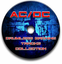 AC/DC STYLE ROCK METAL ABGEFLACHTEN MP3 PLAYBACK TITEL PROBE TROMMEL JAM TRAX