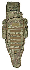 NEW 9.11 Tactical MOLLE Full Gear Rifle Combo Backpack / Rifle Bag - CAMO