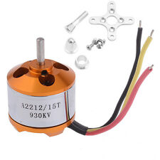 A2212 Useful Brushless 930Kv Outrunner Motor For Aircraft Quadcopter Helicopter