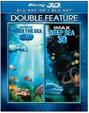 IMAX®: Under the Sea/ IMAX®: Deep Sea DBFE (BD3D) [Blu-ray], New DVDs