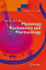 Reviews of Physiology, Biochemistry and Pharmacology Vol. 157 (2006, Hardcover)